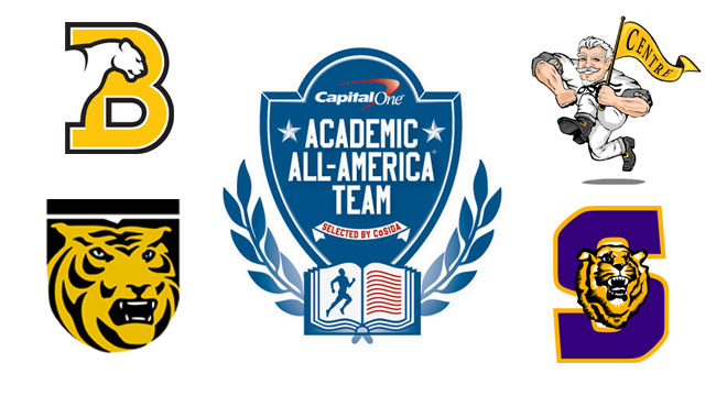 SCAC lands six on Capital One Academic All-District® Women's At-Large Teams