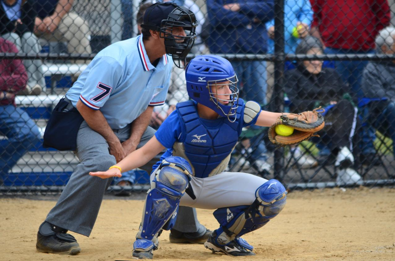 After Rainout, Wildcats Take Two on Second Day of Spring Action