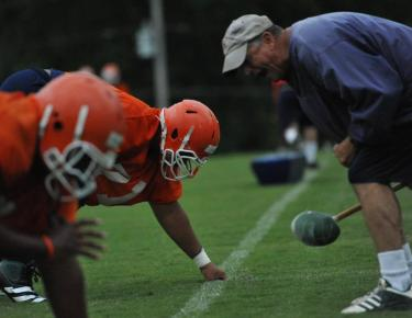 Carson-Newman football preseason practice schedule released