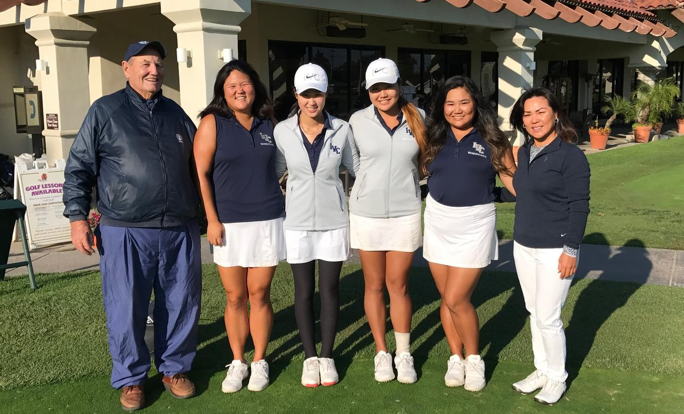 Women's golf team takes second place at OEC Championship