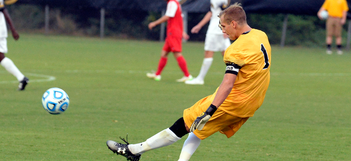 Retrievers and No.23 Mountaineers Battle to 0-0 Draw on Wednesday
