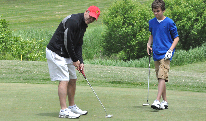 Momentum Builds For 2013 Following Another Strong Bulldog Football Golf Outing Turnout