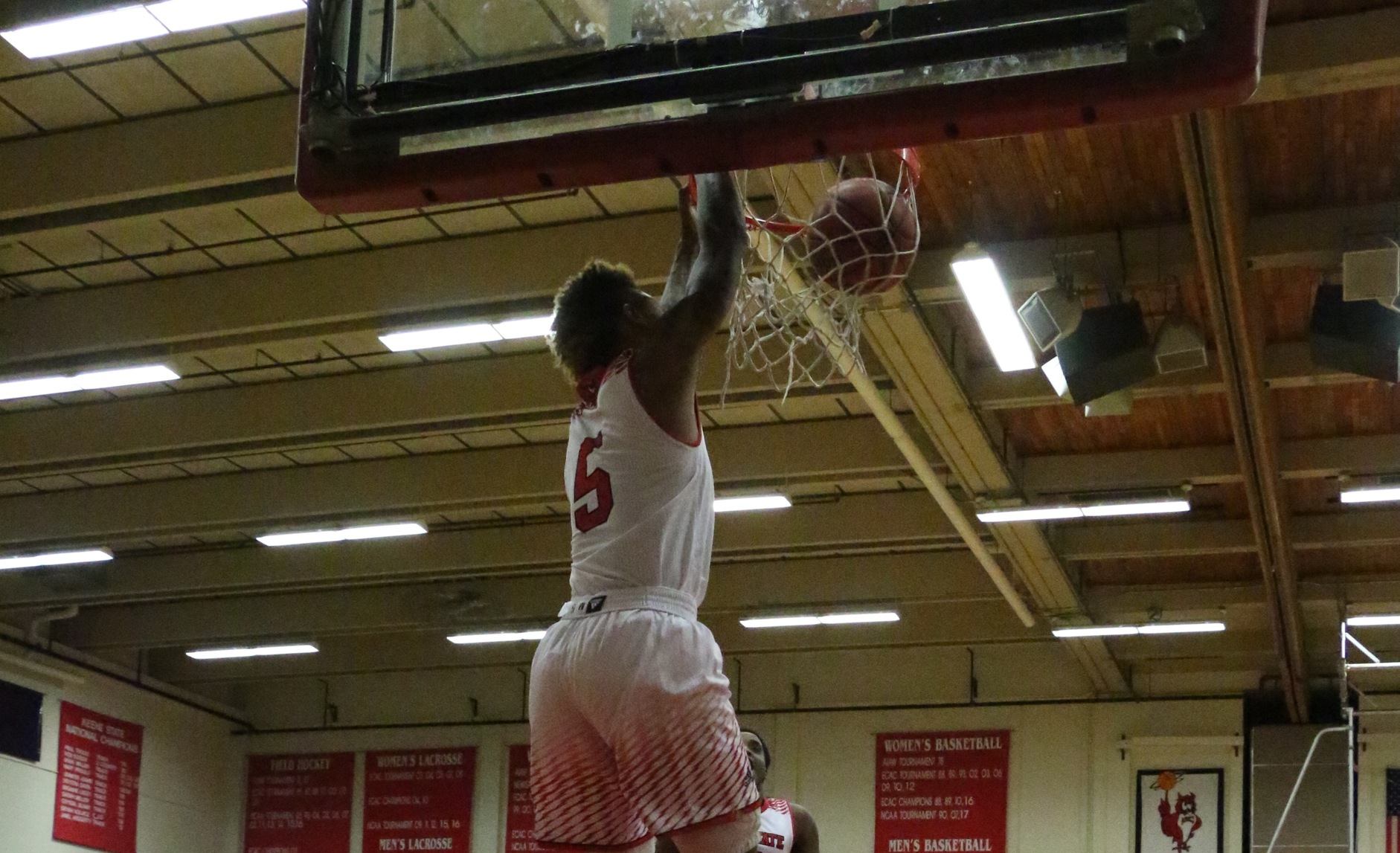 Nichols, Anozie Lead Keene State Past Lasell In Home Opener