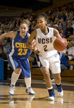 Gauchos Make 2005-06 Home Debut Wednesday vs. Richmond