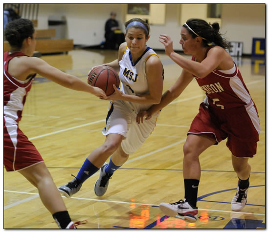 Lions' women's basketball team suffers 53-43 home setback to Rose-Hulman