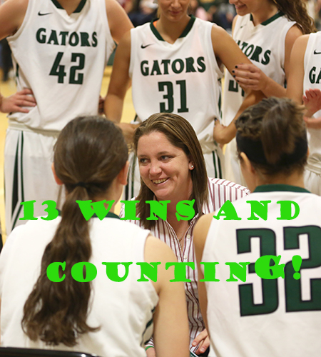 Make it 13 straight for Sage women with 68-60 victory!