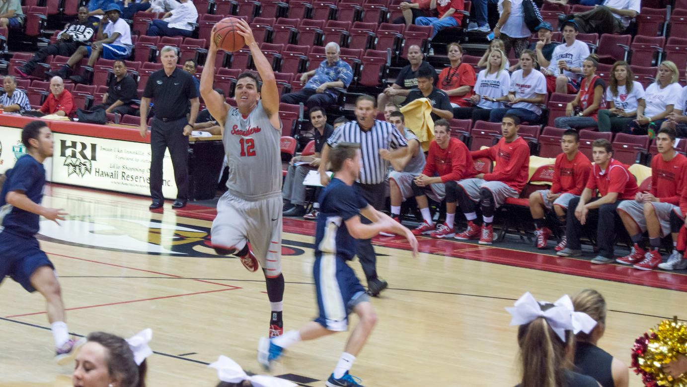 Friel named PacWest Defender of the Week