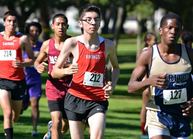 Men's Cross Country: Long Beach season ends at SCC Championships