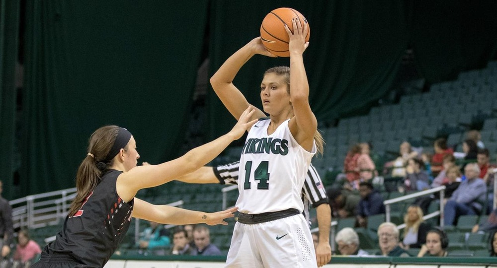 Women's Basketball Continues Roadswing At Oakland