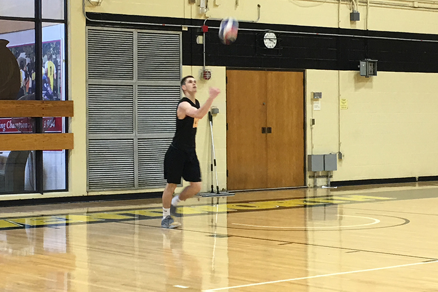 Men's Volleyball Sweeps Tri-Match to Run Streak to Five