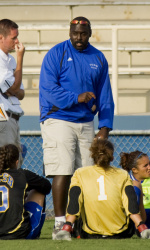 Edwards Promoted to Associate Head Coach in UCSB Women's Soccer Program