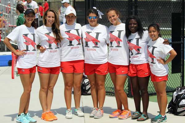 Women's tennis loses to Methodist in USA South semifinals