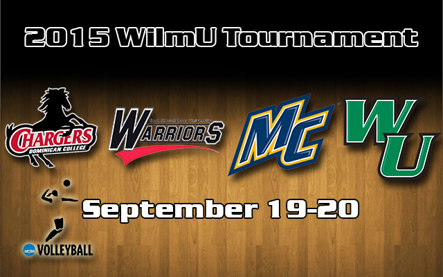 2015 WilmU Volleyball Tournament Home Page