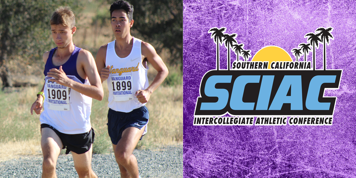 Benjamin White named SCIAC Athlete of the Week