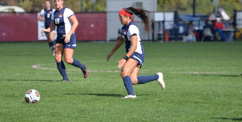 Women's Soccer Drops Road Match at Ferris State, 1-0
