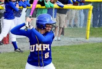 Softball Drops a Double-Header in Season Opener