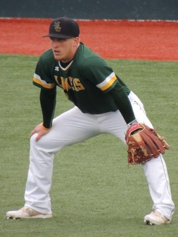 Wright State Lakers Sweep Barons