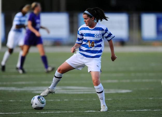 Kelley's Goal Lifts Women's Soccer