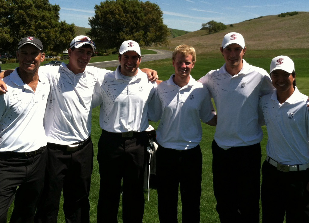 WCC Men's Golf Championship Report: Round One