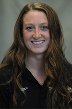 Emily Escobedo, Senior, Women's Swimming and Diving