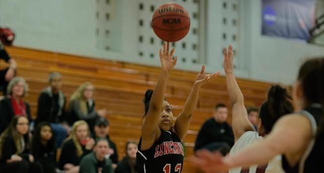 Shannon Allan Drills Three-Pointer to Lift LC Women to 79-78 Win at Bridgewater