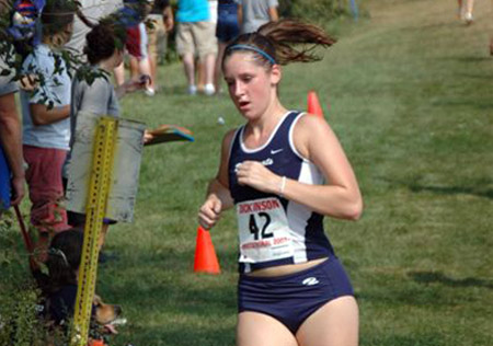 Suydam Leads Women's Charge at Little Three