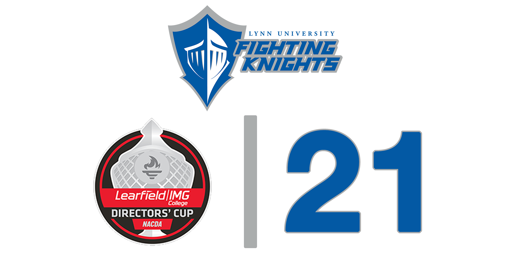 Fighting Knights Finish 21st in Final Learfield/IMG College Directors' Cup Standings