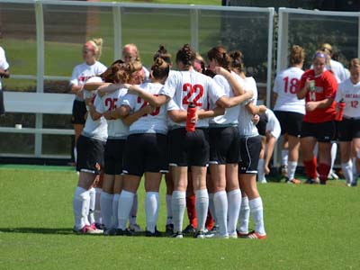 CUA earns first point in conference after scoreless tie with Crusaders