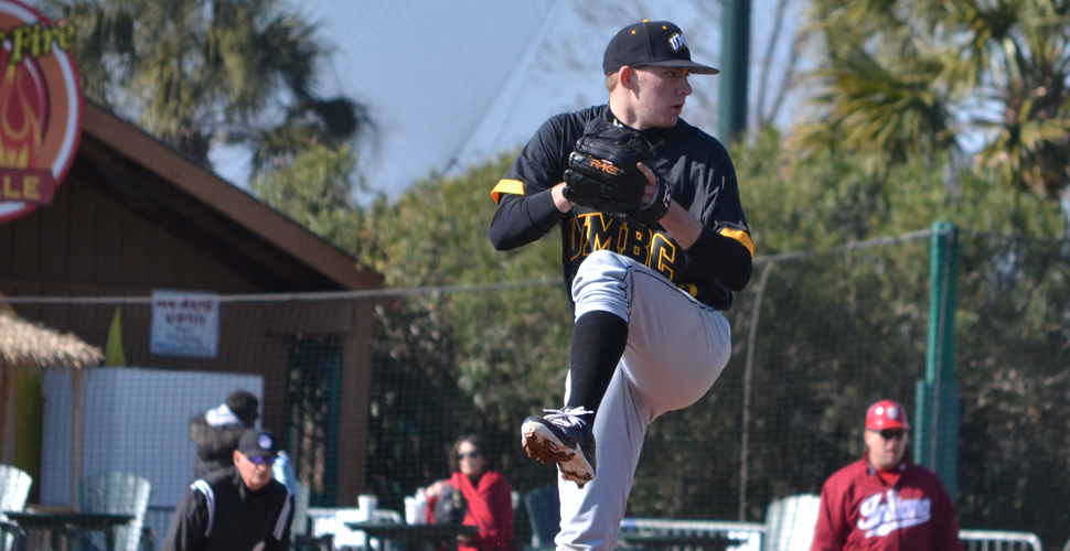 UMBC Splits Two at Chanticleer Classic as Stephenson Shuts Down UNC Greensboro in Nightcap