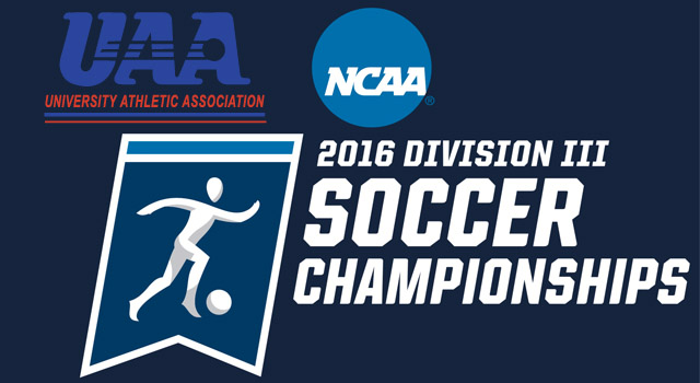 Nine UAA Teams Selected to Compete in NCAA Division III Soccer Championships
