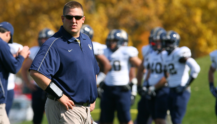 Sam Cummings Selected as Blugold Football's Defensive Coordinator