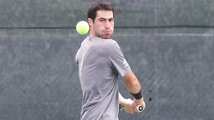 MEN'S TENNIS BEATS IDAHO STATE, WINS THIRD STRAIGHT LEAGUE MATCH