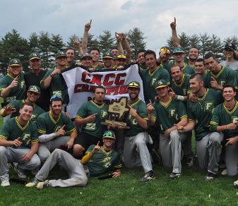 CHAMPIONS!! Felician Wins First CACC Baseball Title