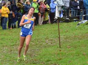 2013 NAIA Women?s Cross Country Runner of the Week - No. 4
