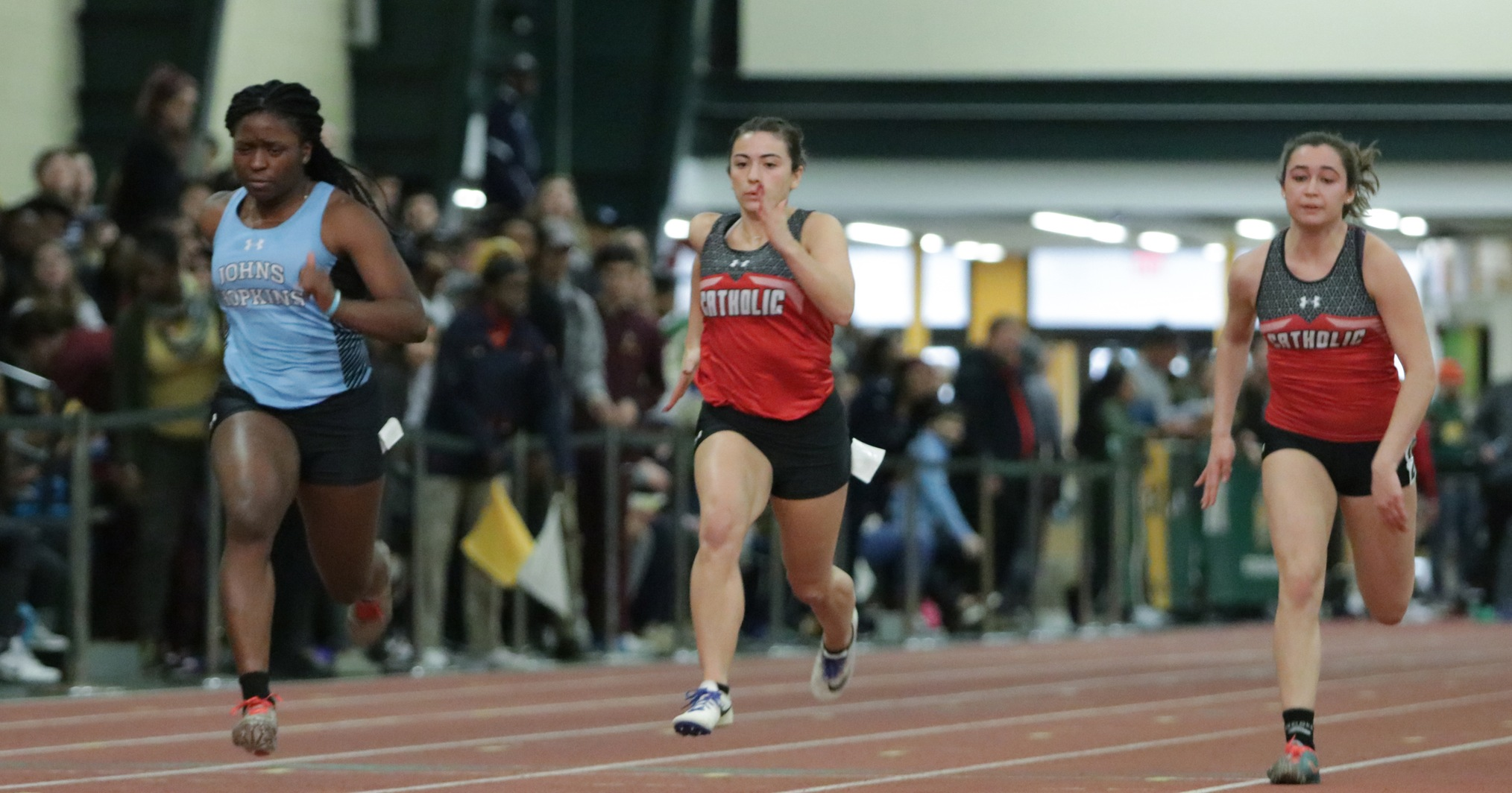 Catholic Competes at the Tufts Final Qualifier