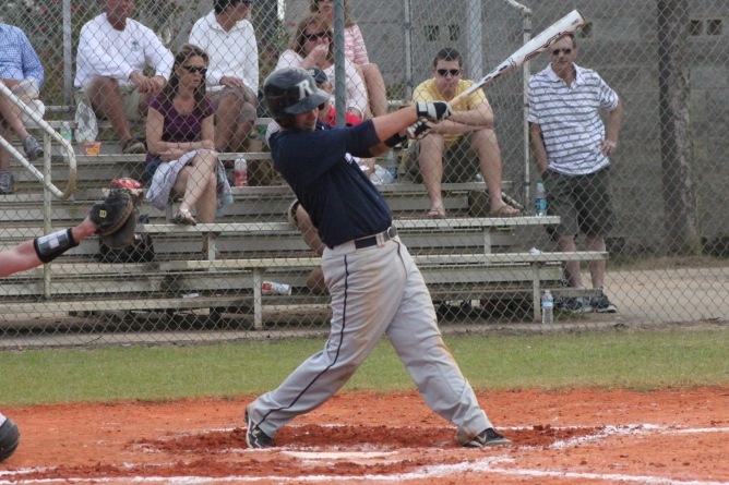 Nighthawks top Raiders 9-2 in Patriots Day contest
