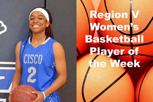 Region V Women's Basketball Player of the Week (Nov. 19-25)