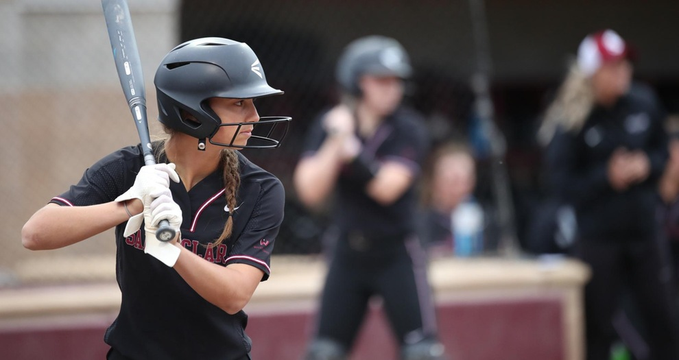Softball With Walk-Off Victory Against Saint Mary's