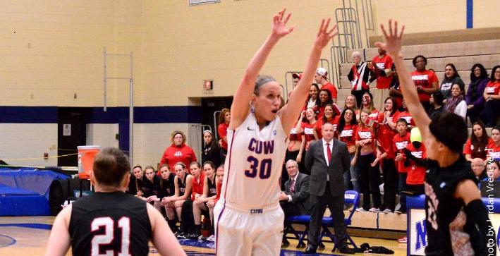 Women's Basketball season ends in overtime of NACC Tournament semifinals
