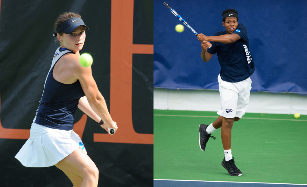 Emory Men's and Women's Tennis Teams To Compete At 2018 ITA National Indoor Championships