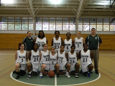 Salem CC Team Photo