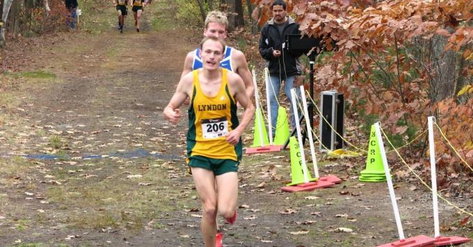 Lyndon Men win fourth NAC cross country title