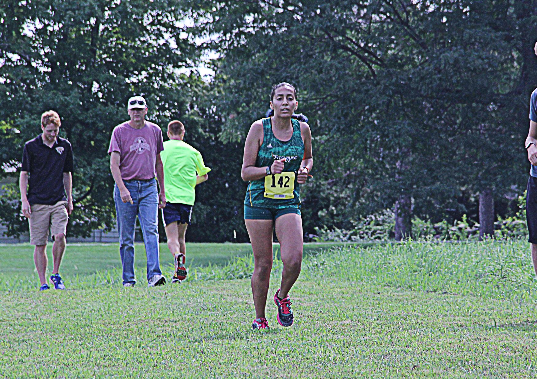 Fitchburg State Competes At James Early Meet