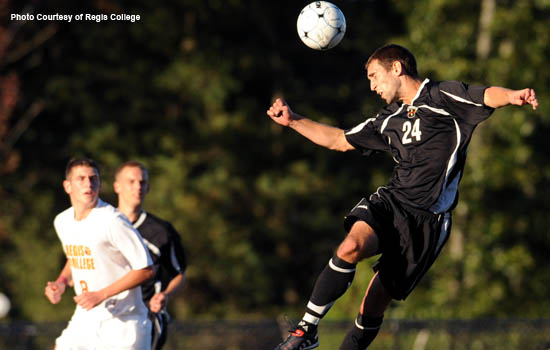 Men's Soccer Shut Out by Babson