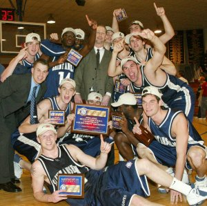 Saint Anselm Claims Northeast-10 Men's Basketball Title ...