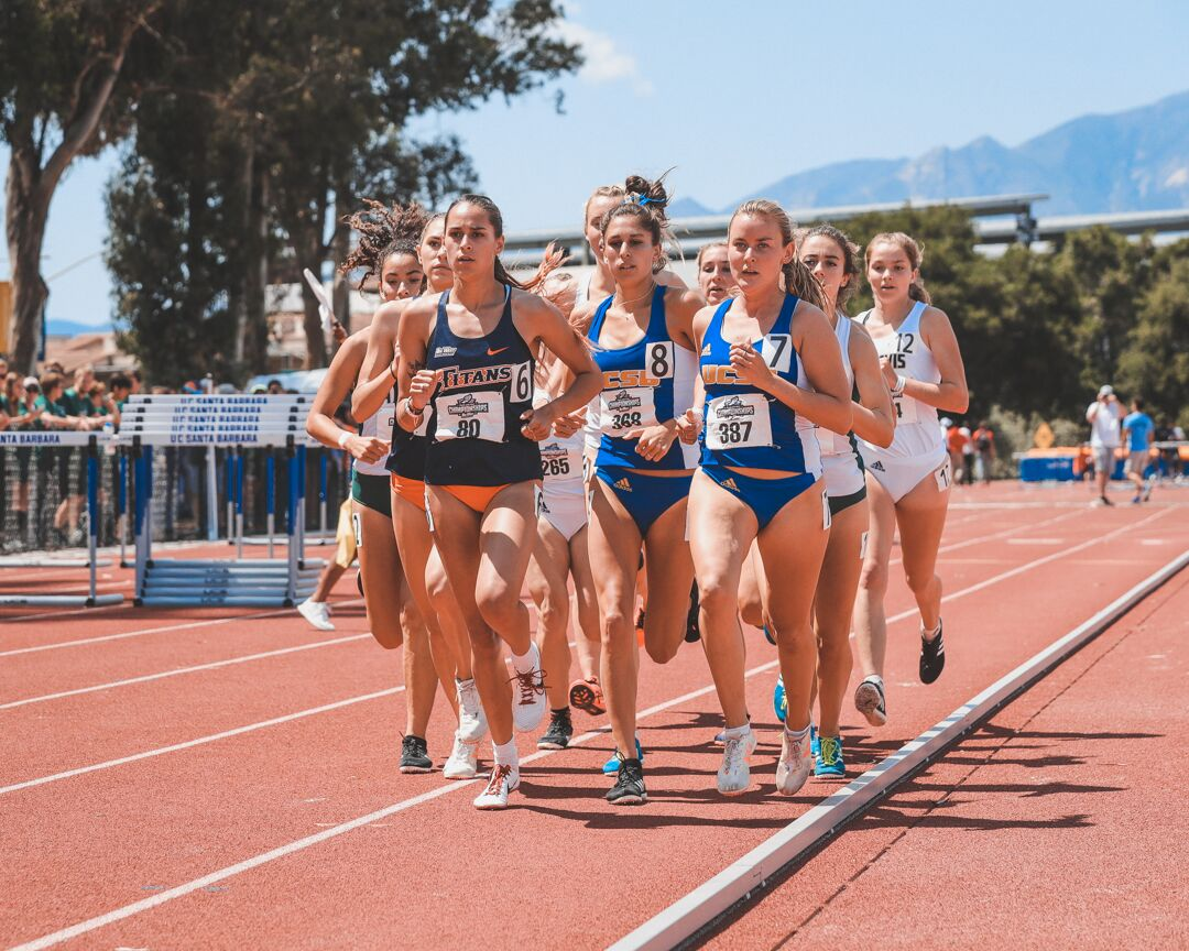 Women Take Second at Big West Conference Championships at Home, Men Fifth