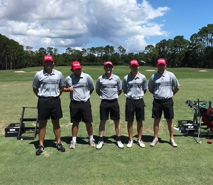 Men's Golf Competes in Coastal Georgia Invite