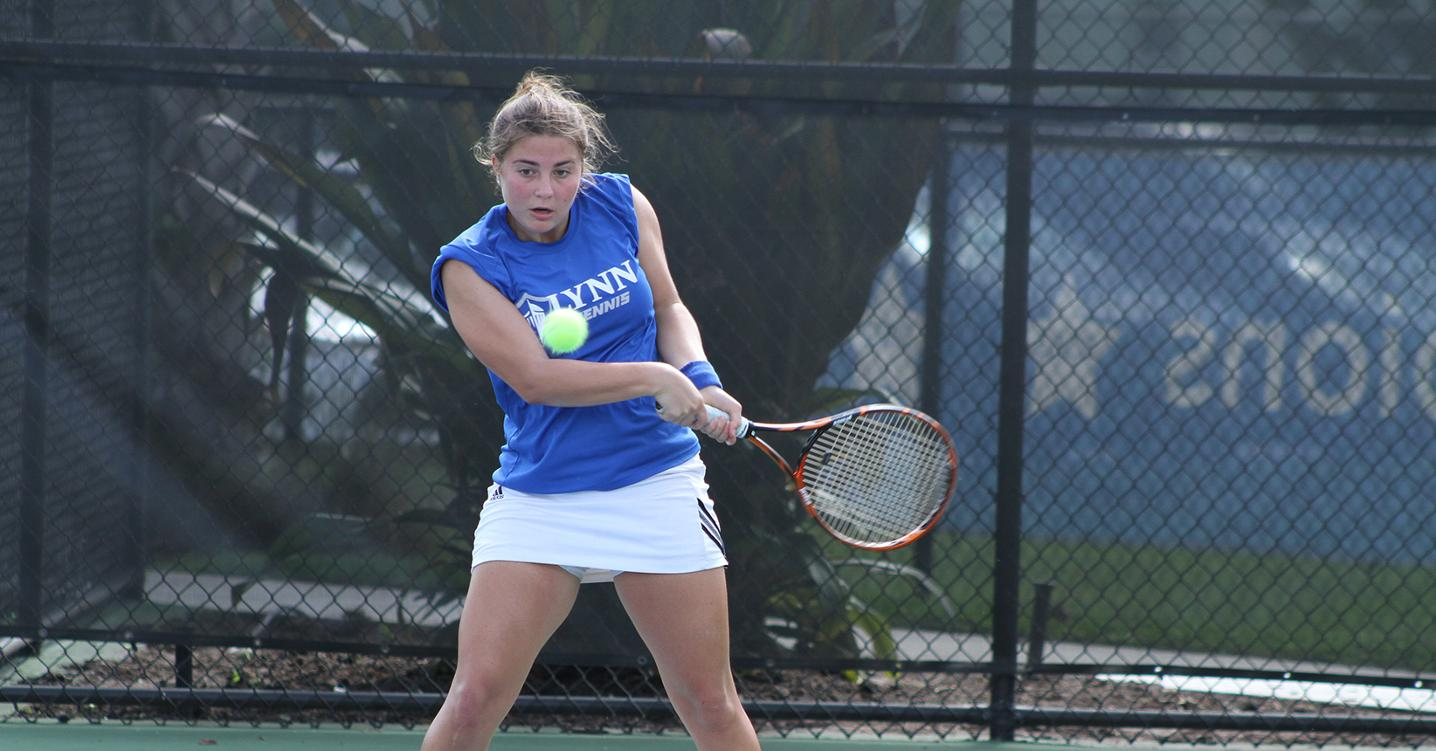 Willig and Bogolii Advance to USTA/ITA South Region Doubles Final
