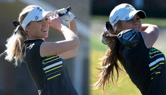 PERSSON, HALL EARN NATIONAL ACADEMIC HONOR