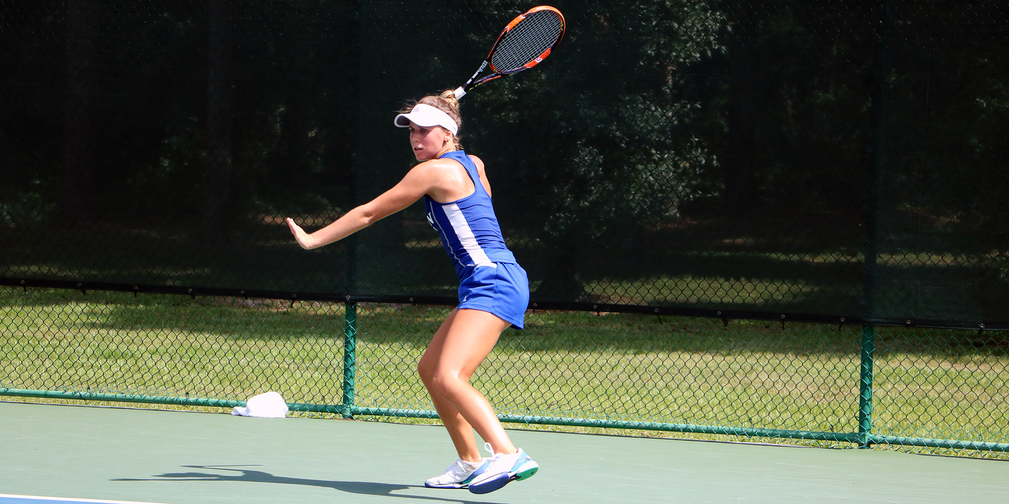 No. 1 Women's Tennis Clips No. 12 Nighthawks, Advances to NCAA National Semifinals